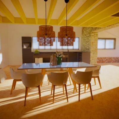 Rénovation intérieur Saint Loup Lamairé