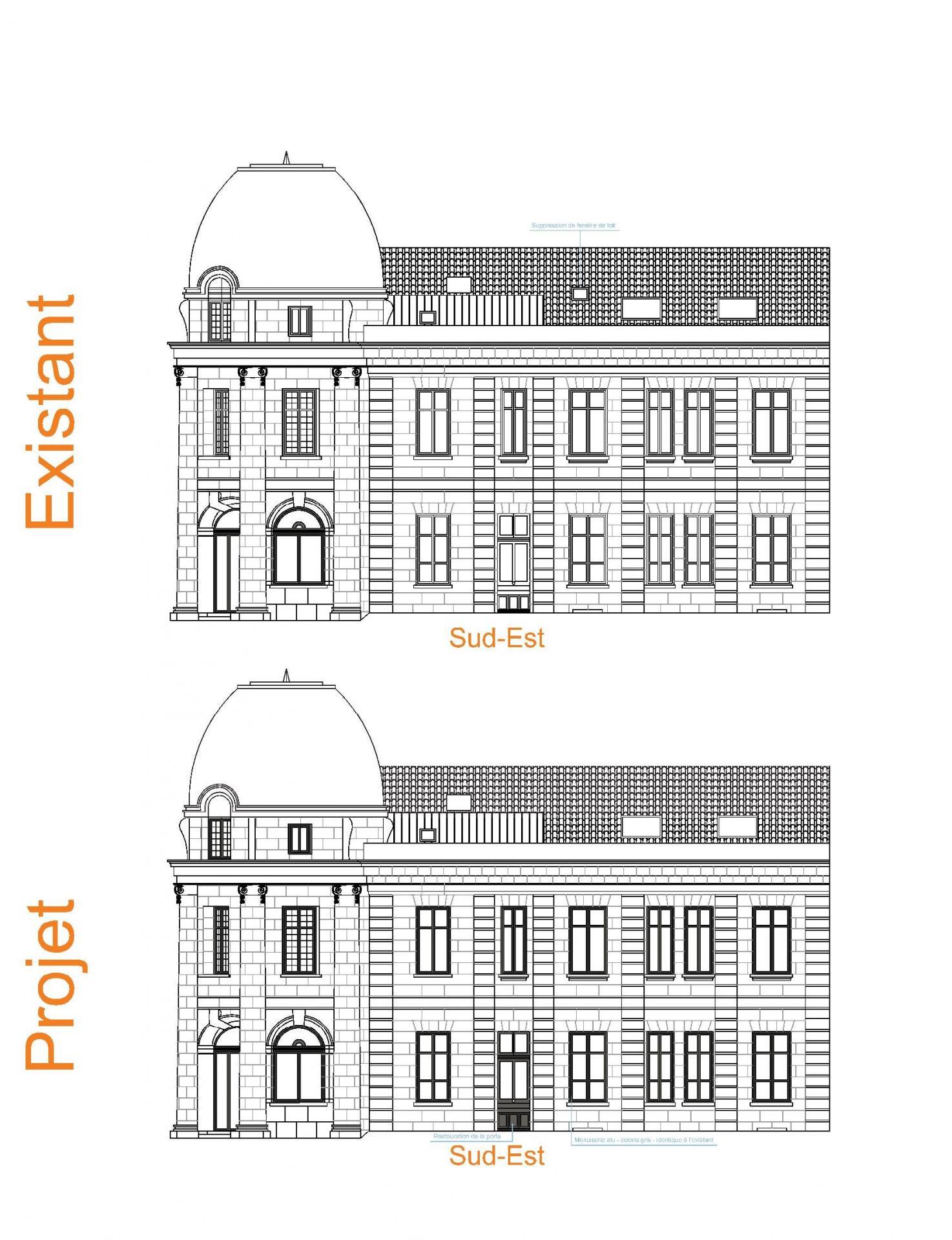 Rénovation d'une maison de caractère