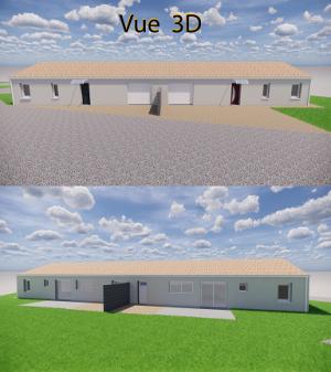 Locatif maison bressuire investissement gabhabitat 3d construction
